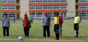 IAIN Ponorogo Resmi Memiliki Lapangan Bola