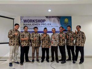 Unit TIPD Workshop Manajemen Projek