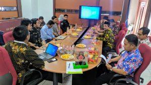 Kunjungan Kerja Unit TIPD IAIN Ponorogo ke PTIPD UIN Malang